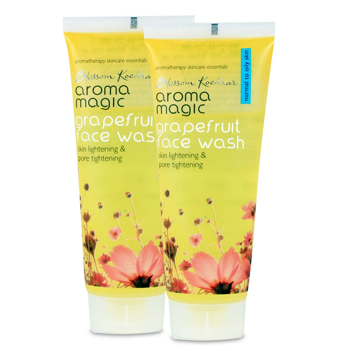 Aroma Magic Grapefruit Face Wash 100 ml Pack Of 2