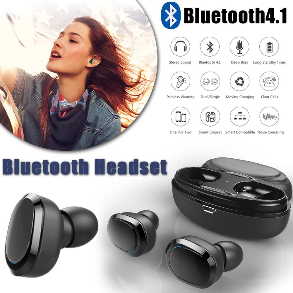 TWS-12 BEAT EARPOD for Mobiles WIRELESS BLUETOOTH EARPHONES