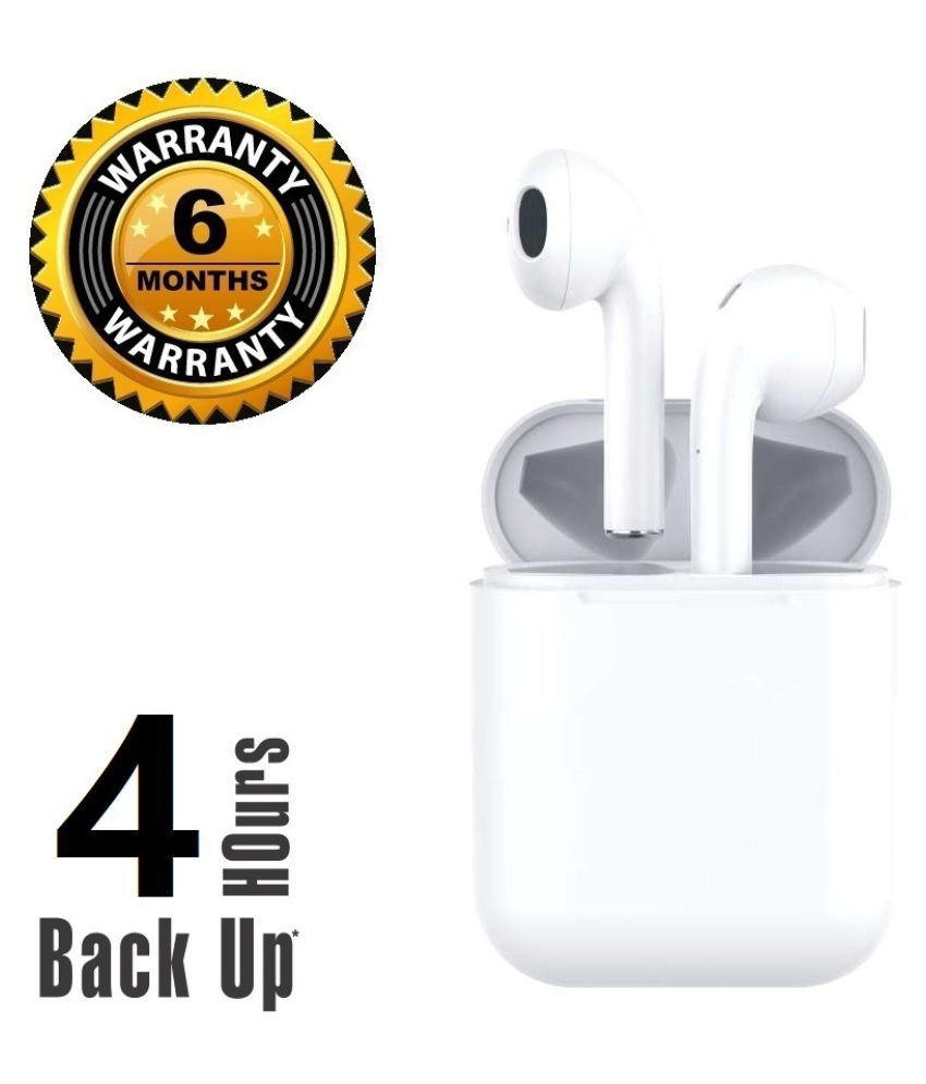 ClickAway Small,lightweight And Easy to Carry Ear Buds Wireless With Mic Headphones/Earphones