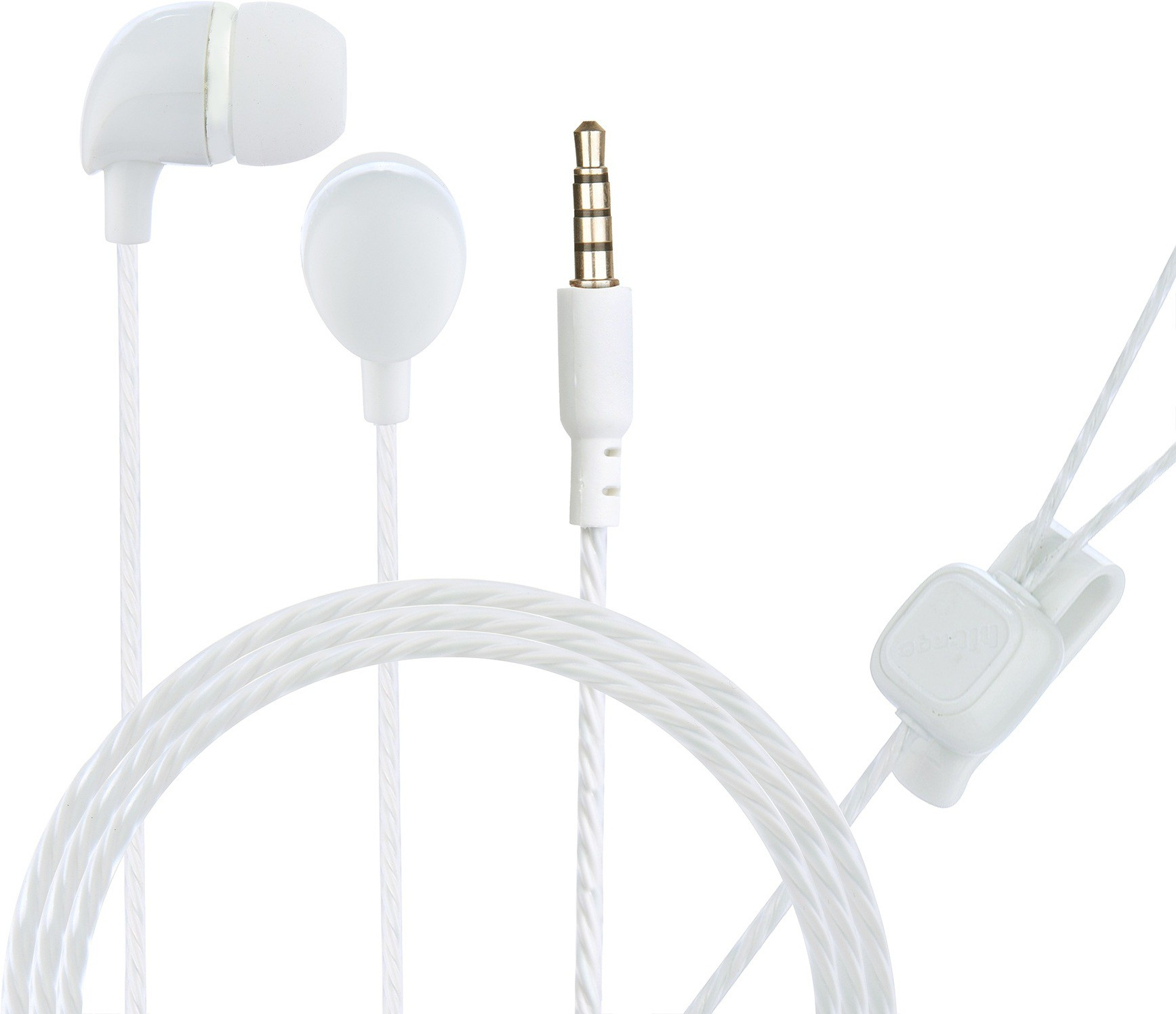 Hitage Super Perfect Soundtrack HP 49+ Wired Headset Gaming Headphone (White2, In the Ear)