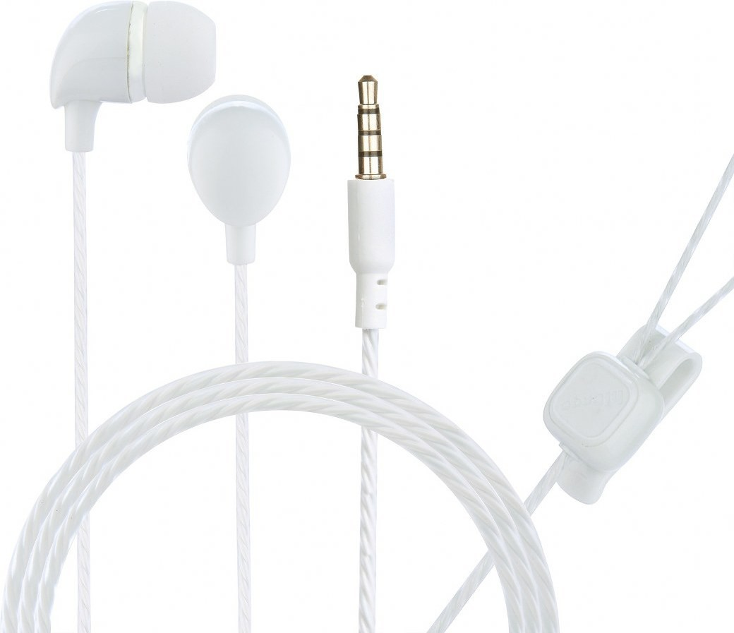 Hitage Super Bass Perfect Sounftrack Pack of 2 Wired Headset (Black, White, In the Ear)