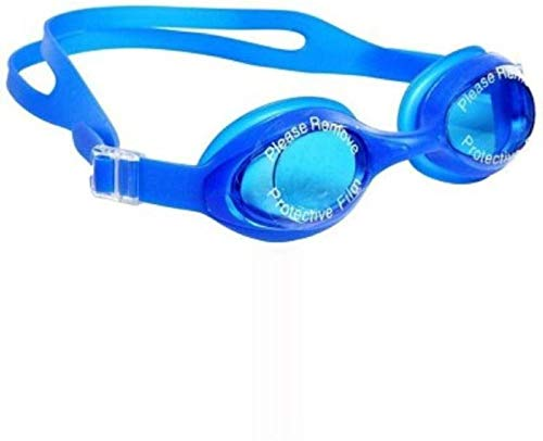 Drumstone Swimming Goggles Silicone Anti-Fog, UV Protection for Adults Men Women Kids with Protection Case Kit- No Leaking Swim Glasses