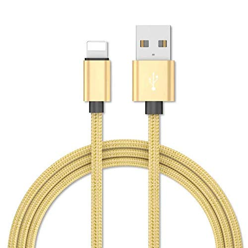 Drumstone Compact & Lightweight 8 Pin to USB Fast Data Charging Cable for Latest Smartphones