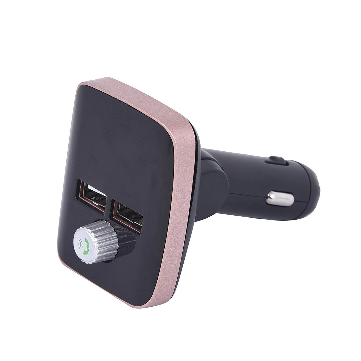 Drumstone M3 MP3-Dual Port Car Charger | High Speed Rapid Fast Charging Compatible for All Android Smartphones