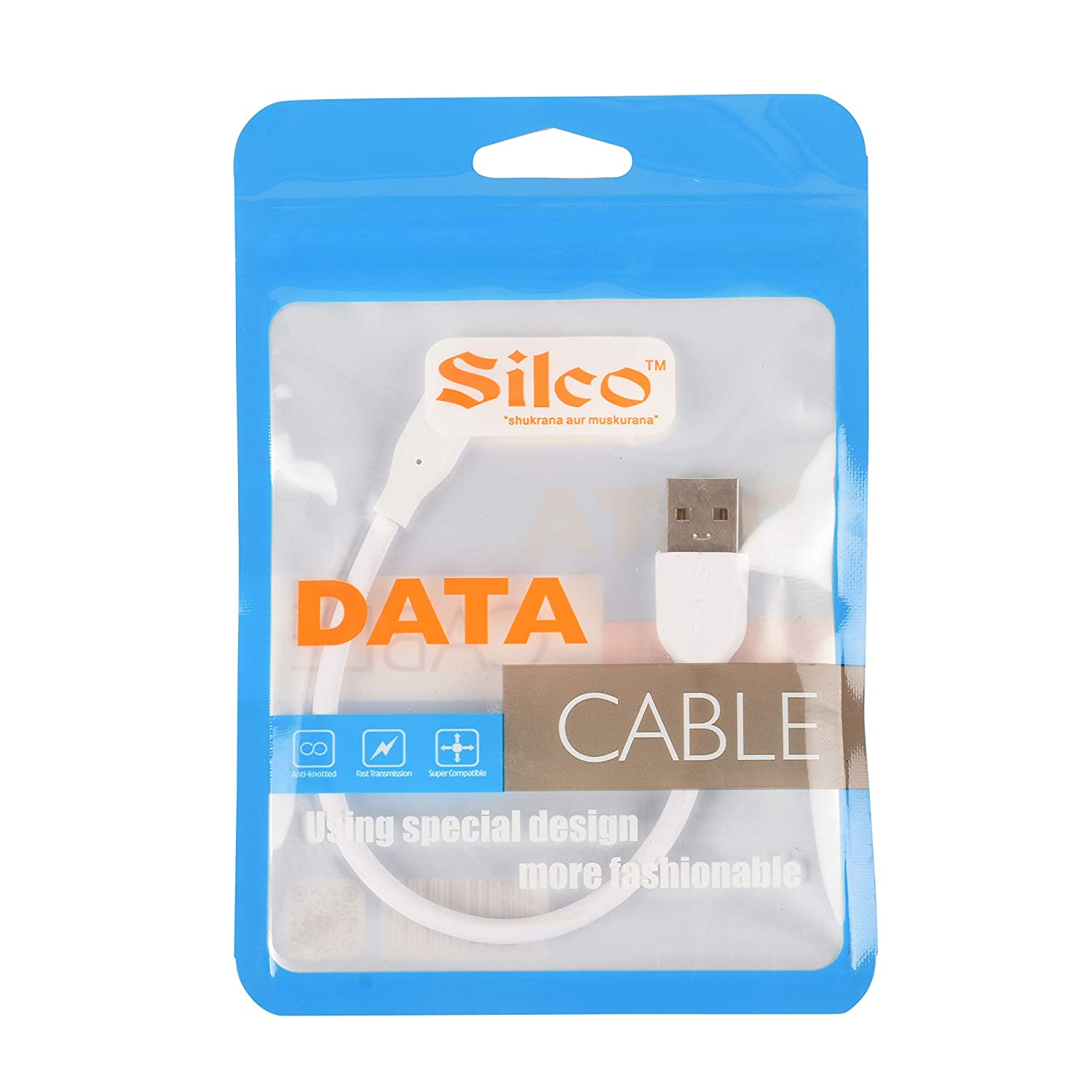 Drumstone Silco Micro-USB to USB Cable Simply plug to rapidly charge and sync all devices