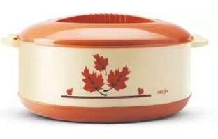 Milton Orchid Insulated Casserole, 2500ml, Brown Thermoware Casserole (2500 ml)