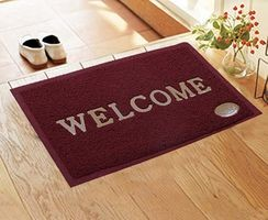 Komfort Creations Pvc Welcome Mat ( 16 X 24 )  (Kcwmm)