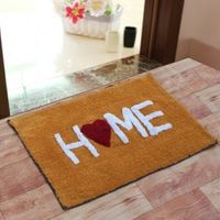 Komfort Creations Pure Cotton Door Mats ( 20 X 30  )  (Kcmat08)