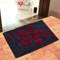 Komfort Creations Pure Cotton Door Mats ( 20 X 30  )  (Kcmat25)