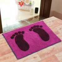 Komfort Creations Pure Cotton Door Mats ( 20 X 30  )  (Kcmat23)
