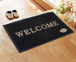 Komfort Creations Pvc Welcome Mat ( 16 X 24 )  (Kcwmbr)