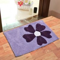 Komfort Creations Pure Cotton Door Mats ( 20 X 30  )  (Kcmat45)