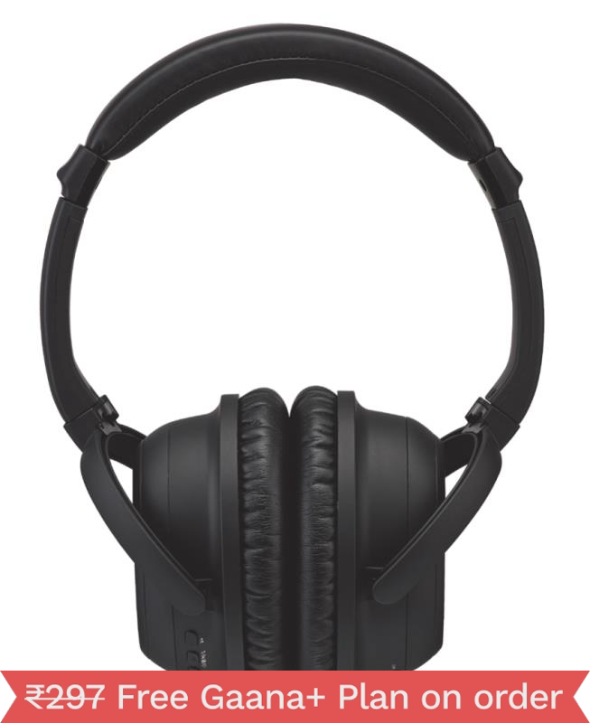 Tiitan Active Noise Cancellation Headphone/TW-N30/Power Backup up to 20 Days