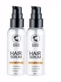 Beardo Hair Serum With Argan Oil (Pack of 2)