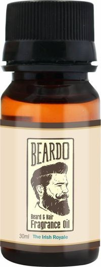 Beardo The Irish Royale Beard Fragrance Hair Oil 30 Ml