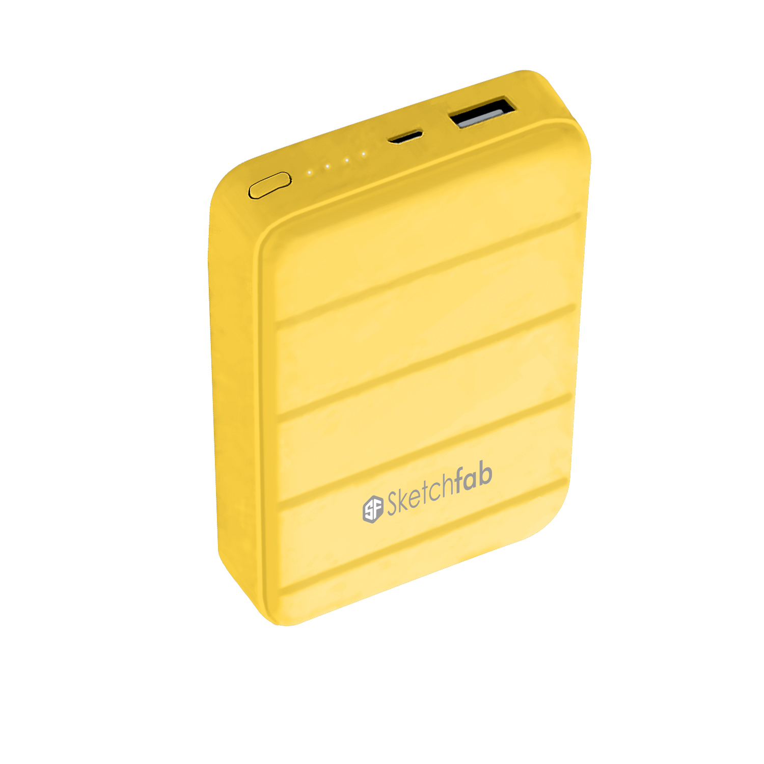 Sketchfab SK-123 Power 10000mAh Lithium-ion Power Bank/Fast Charging 1 Output Power Bank