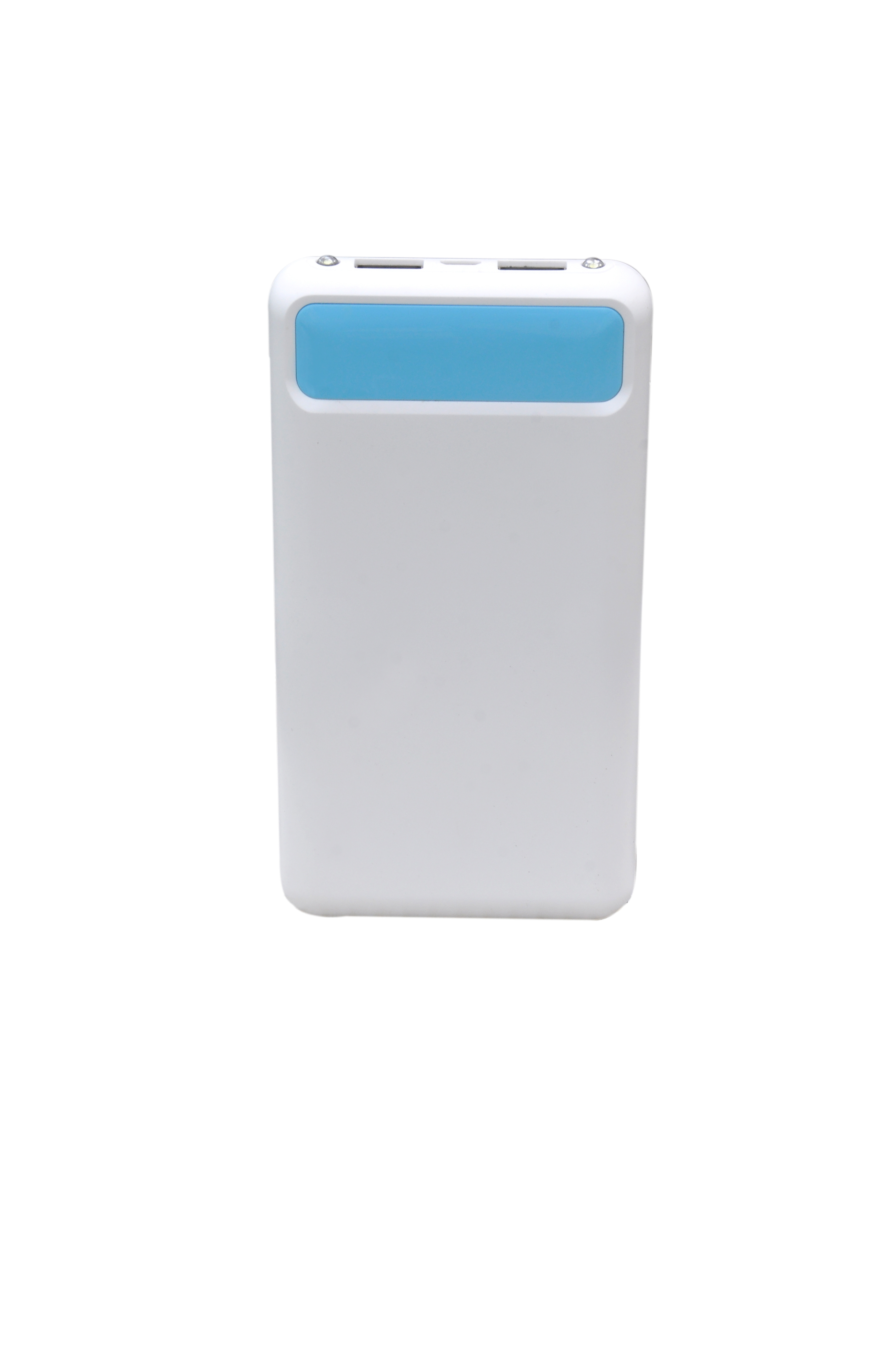 HBNS Pearl LED 30000mAH 2 USB Output & Dual Flash light With Digital Display Portable External Emergency Backup Battery Power Bank for Smartphones