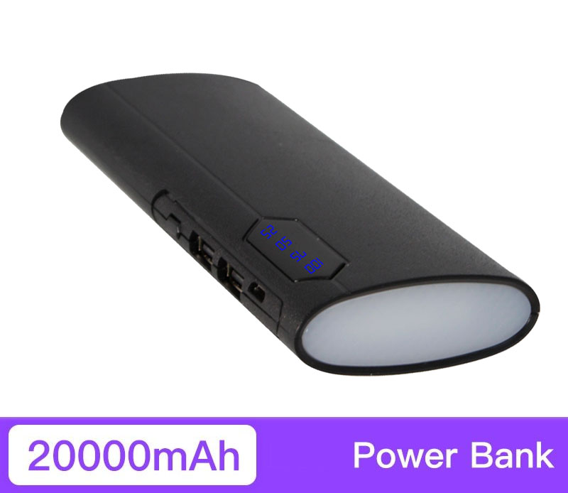 HBNS Genuinely 20000mAh Power Bank With Fast Charging Speed,Lithiom ion Battery,Fast Charger
