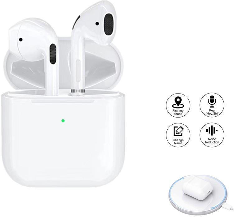 MAXIM Wireless Smartbuds 4 Bluetooth Neckband with Mic and Noise Cancellation