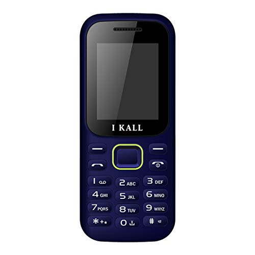 I Kall K31 New 1.8 Inch Feature Phone No Camera - Blue