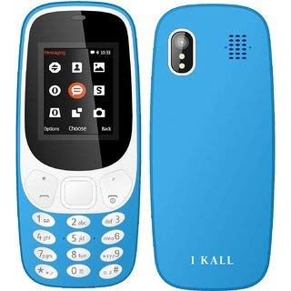 I kall K3310 1.8 Inch Display Feature Phone - Light Blue