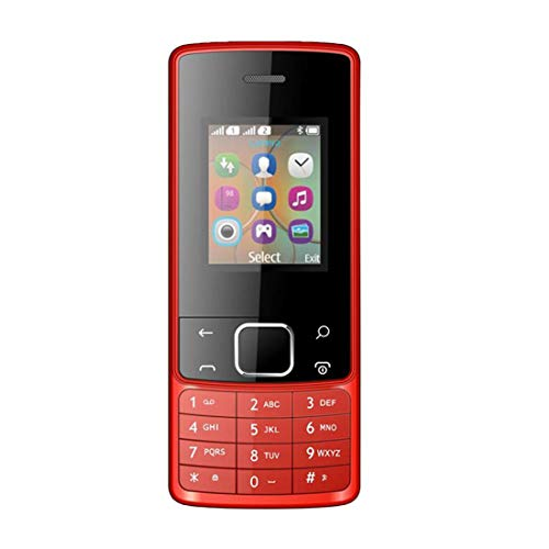 I Kall K20 1.8 Inch Feature Phone - Red