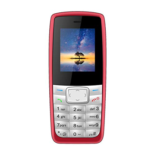I kall K72 1.8 Inch Display Feature Phone - Red