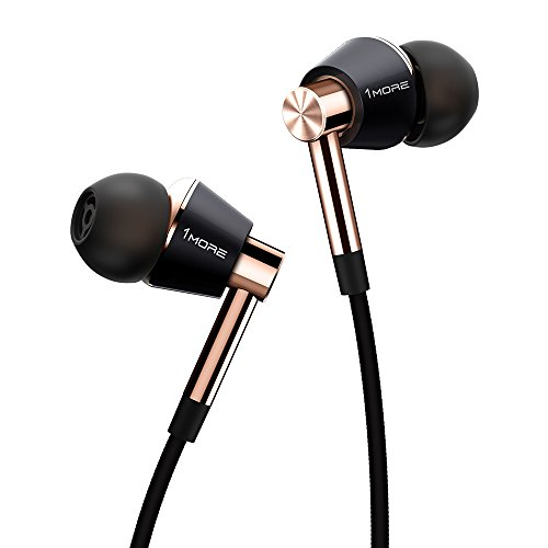 1MORE Triple Driver Earphone with Mic