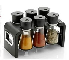 Spice container set (6)