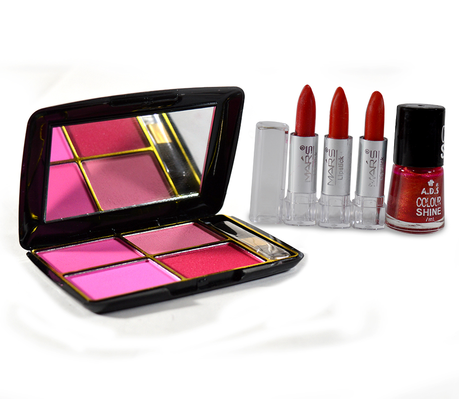 Mars Combo Make Up Set Pack Of 5, GC101
