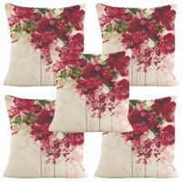 Cushion Cover Set of 5 (IOM_IM088)