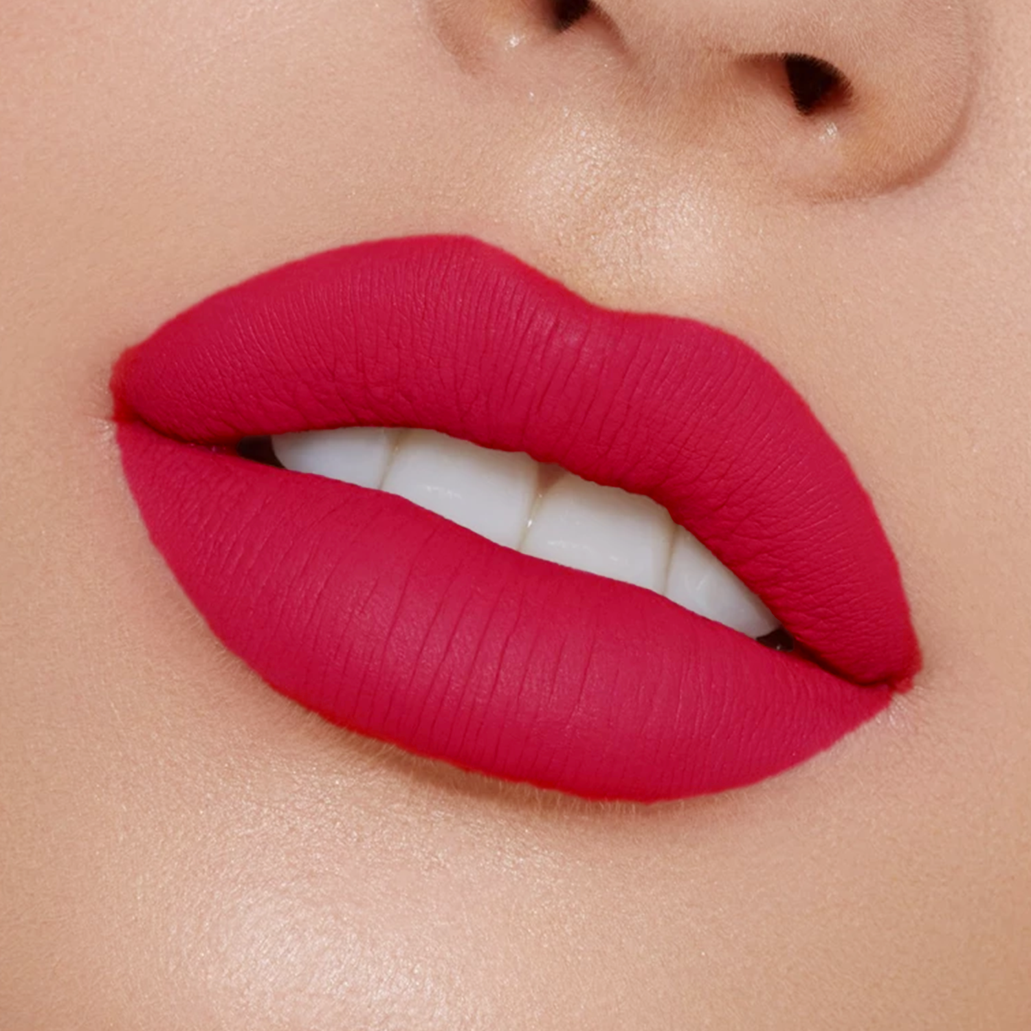 PINKLINE Matte Lipstick 3.8gm,Sweet Red (Sweet Red, 23 g)