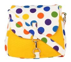 Vivinkaa Multi Canvas Sling Bag