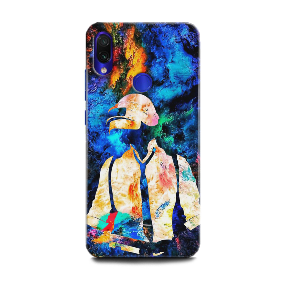 INDICRAFT Mobile Back Cover For Mi Redmi Note 7s / Hard Case (Pubg, Game, Colorful, MZB7742IN) (AB-RedmiNote7s-0529)