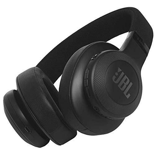 JBL E55BT Signature Sound Wireless Over-Ear Headphones with Mic