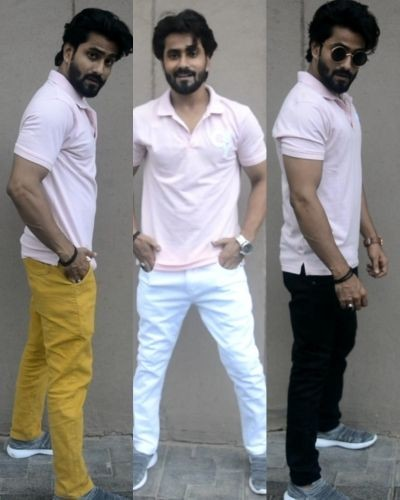 Styling Pink Polo in Different Ways