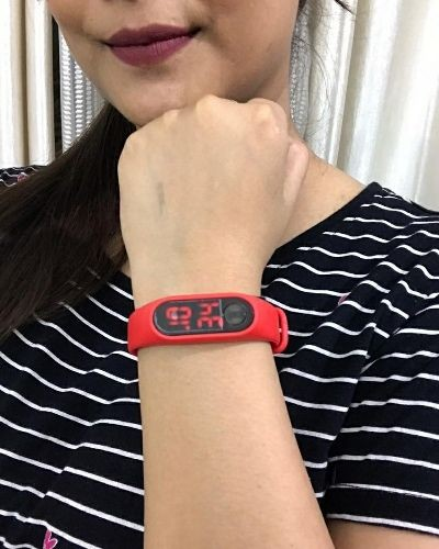 Red Digital Watch for kids