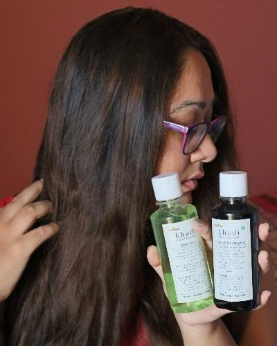 Haircare Combo For Soft And Healthy Hair