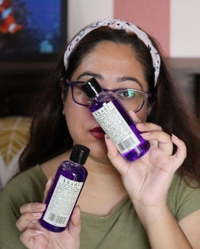 Have positive and relaxing bathing experience with lavender body wash