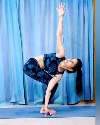 Yoga for weight loss session 7