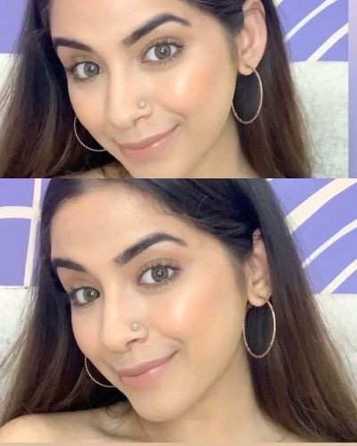 Learn to create NUDE MAKEUP LOOK