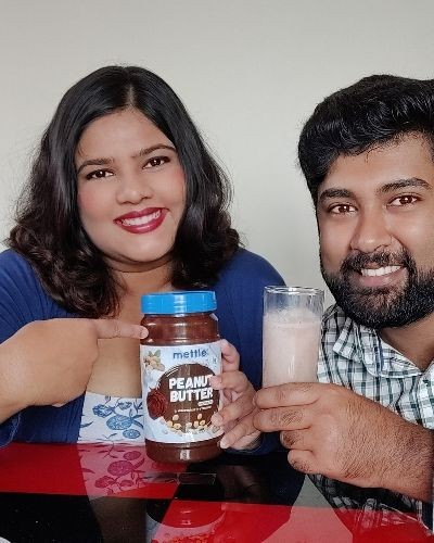 Make Breakfasts Lipsmacking Good With This Chocolate And Peanut Butter Shake By Mettle