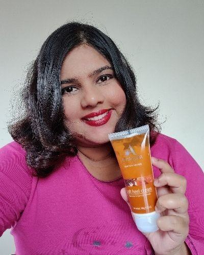 Get Baby Soft Heels With This Cream!