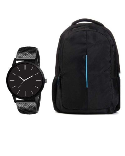Amazing Combo Deal- Bag and watch