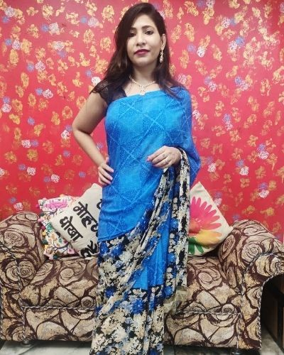 Everyday Wear Saree