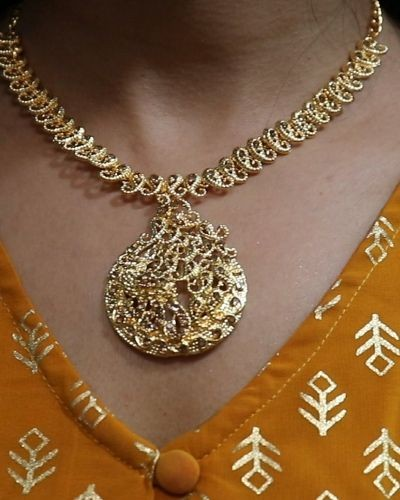 Wedding Wear Pendent Set