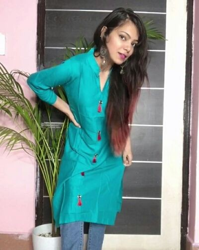 Perfect summer wear kurta