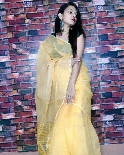 Perfect saree for daily wear