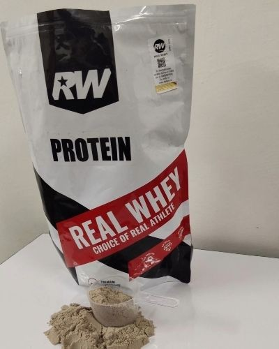 The best muacle recovery solution by Real Whey