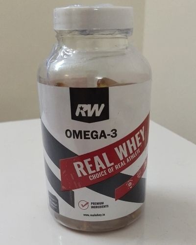 How to check authenticity of Real Whey OMEGA 3